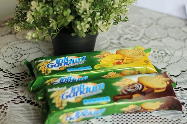 Inti Gandum Indofood, Camilan Sehat Anti Gendut!