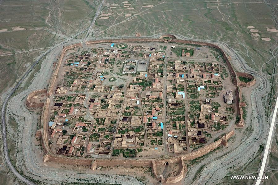 เมืองโบราณหย่งไท่ (Yongtai Ancient City: 永泰古城)