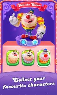 تحميل لعبة Candy Crush Friends Saga مهكرة للاندرويد