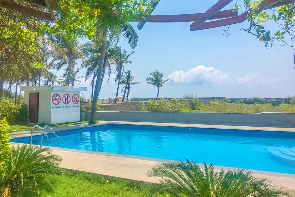 tulip beach house for rent in ecr