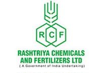 Rashtriya Chemicals and Fertilizers Limited - Officer (Finance)
