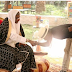 Korede Bello visits Emir of Kano HRH Sanusi Lamido - PHOTOS