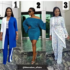 #Aynaijangfashion: Women Latest  Fashion Styles In 2018