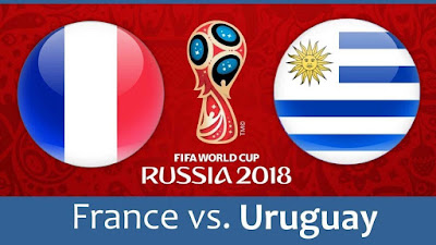 Comment regarder France vs Uruguay en Direct en Streaming