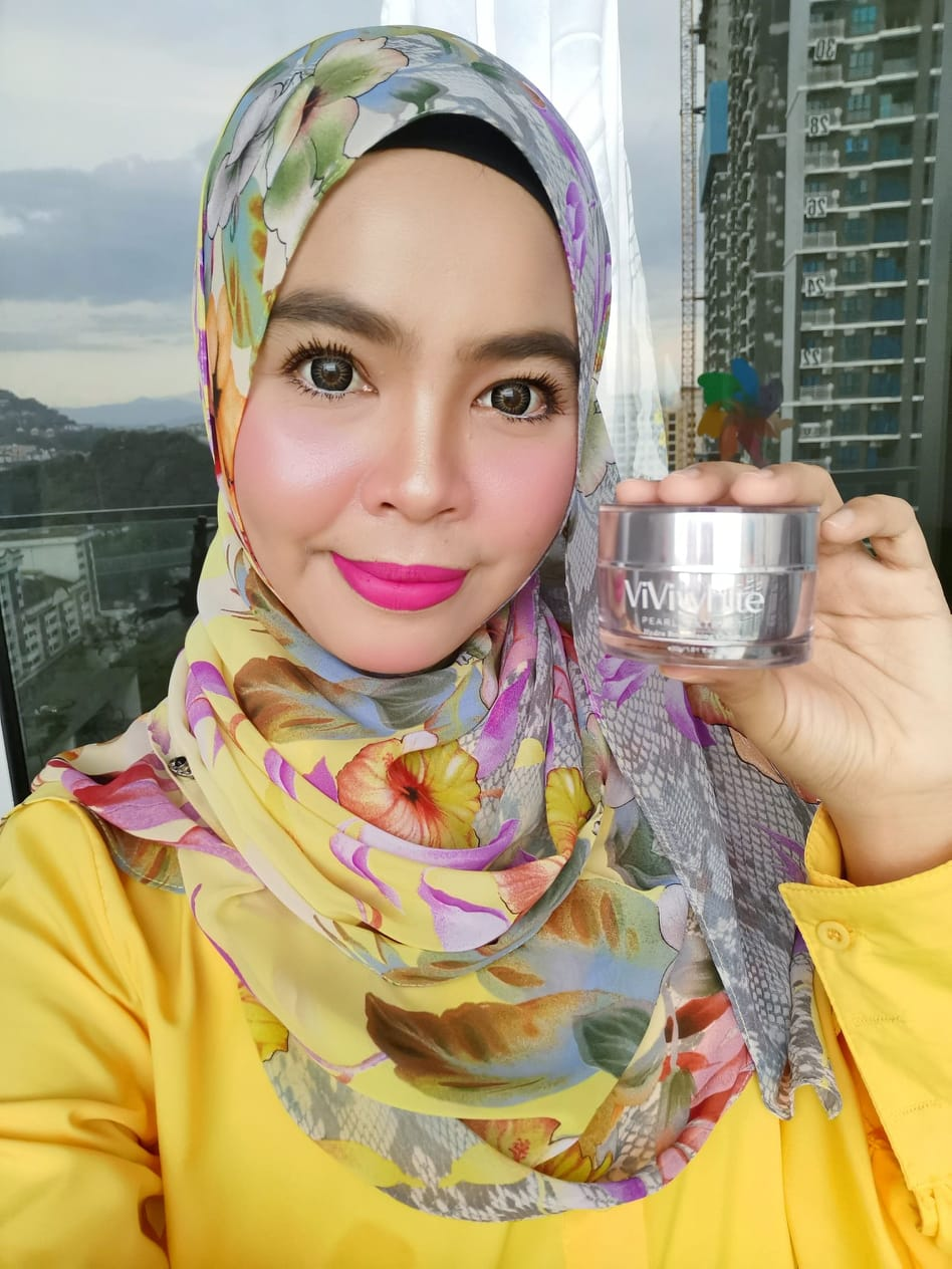 ViViwhite Pearl Extract Hydra Brightening Cream