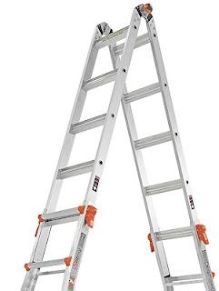 little giant ladder
