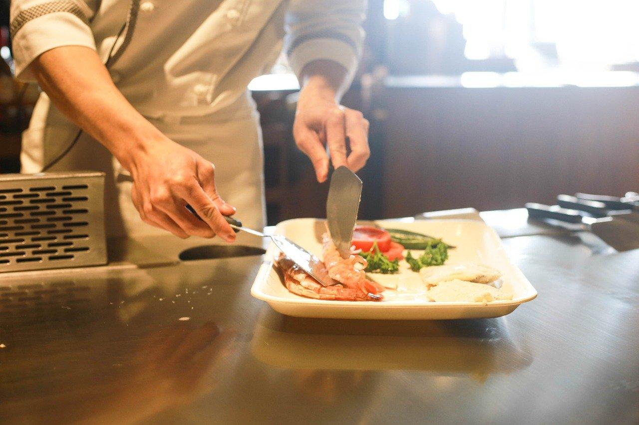 Quer se tornar chef de cozinha