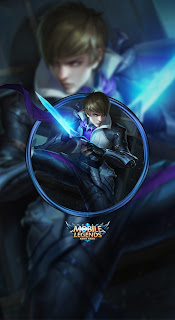 Gusion Holy Blade Heroes Assassin Mage of Skins V1