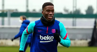 Koeman block Ilaix Moriba Spain U19 call up; wants youngster available for Elche clash
