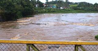 União dos palmares e Santana do Mundaú podem sofrer inundações alerta defesa civil.