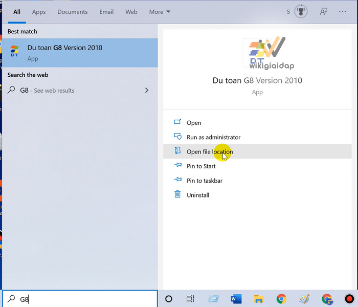 NET FRAMWORK 3.5 open file location