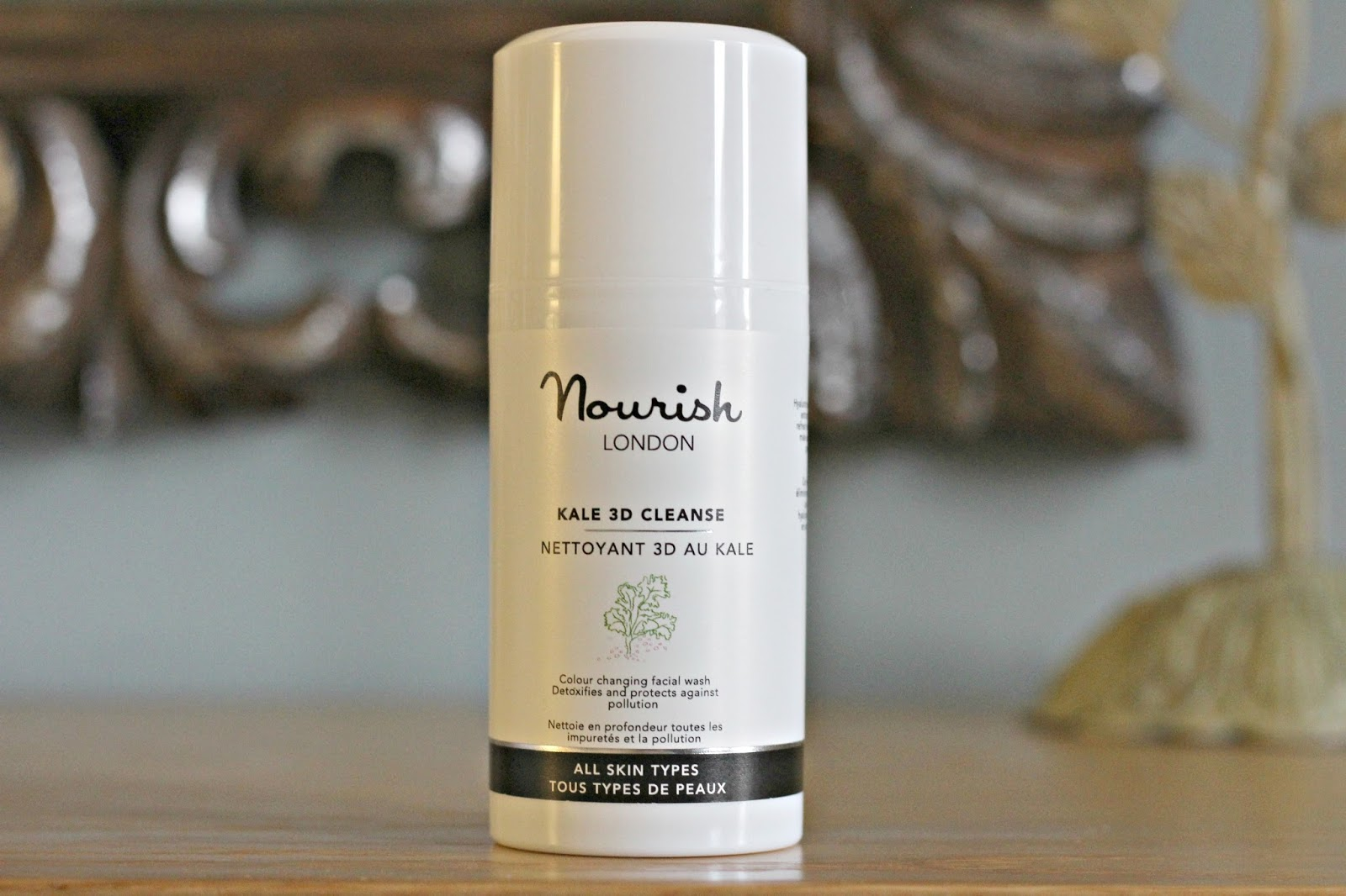 New in: Nourish 3D Cleanse