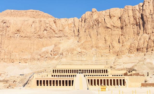 Seguro de viaje para Egipto