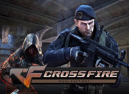 لعبة  كروس فاير Cross Fire