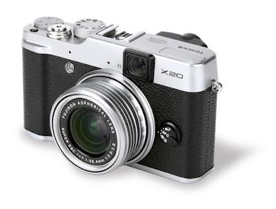 Fujifilm X20 Mirrorless Digital Camera Firmware Full Driversをダウンロード