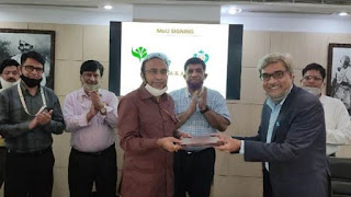 Fertilisers and Chemicals Travancore Ltd signed MoU with ITI Kalamassery