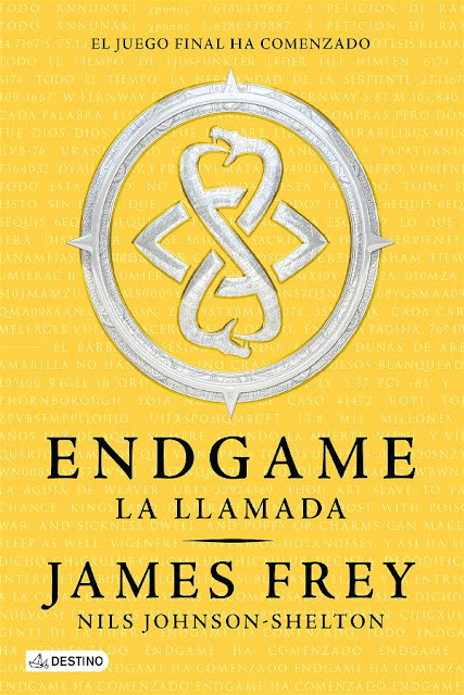 La llamada | Endgame #1 | James Frey
