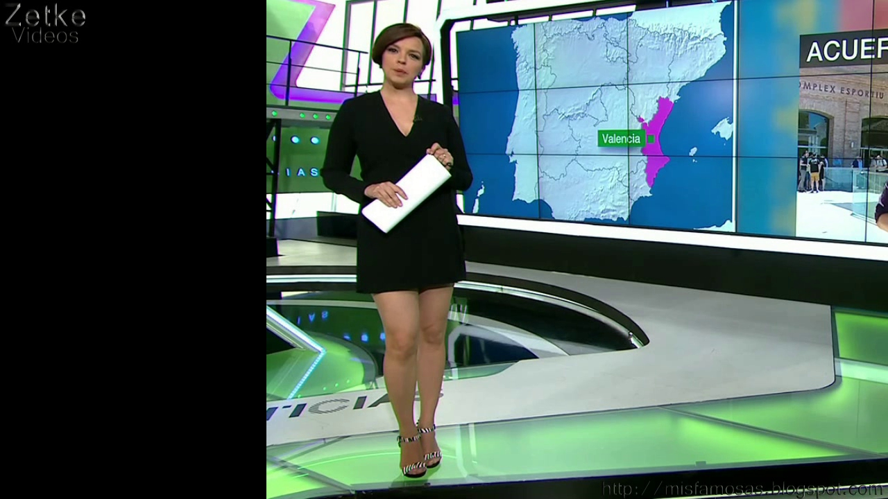 Cristina Villanueva (06 Jun 2015) Mis Famosas.
