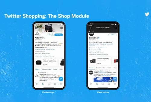 Twitter takes a new step towards e-commerce