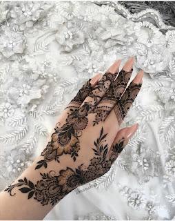 Henna design pics