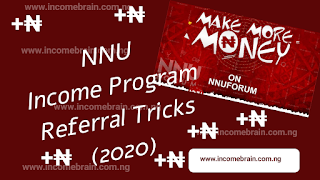 Get More Referral On NNUForum Income Program version 2
