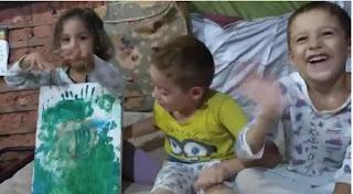 VÍDEO: Criança faz vídeo vendendo arte para construir casa da família no Piauí e viraliza