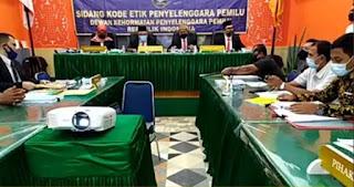 Dugaan Pelanggaran Etik, Enam Penyelenggara Pemilu Aceh Timur Diperiksa DKPP