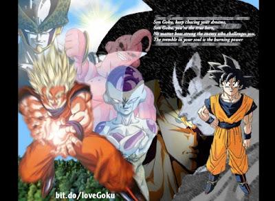Son Goku poem