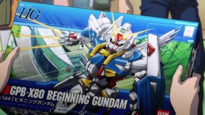 [OVA] MS Gupla Build Fighters Beginning G