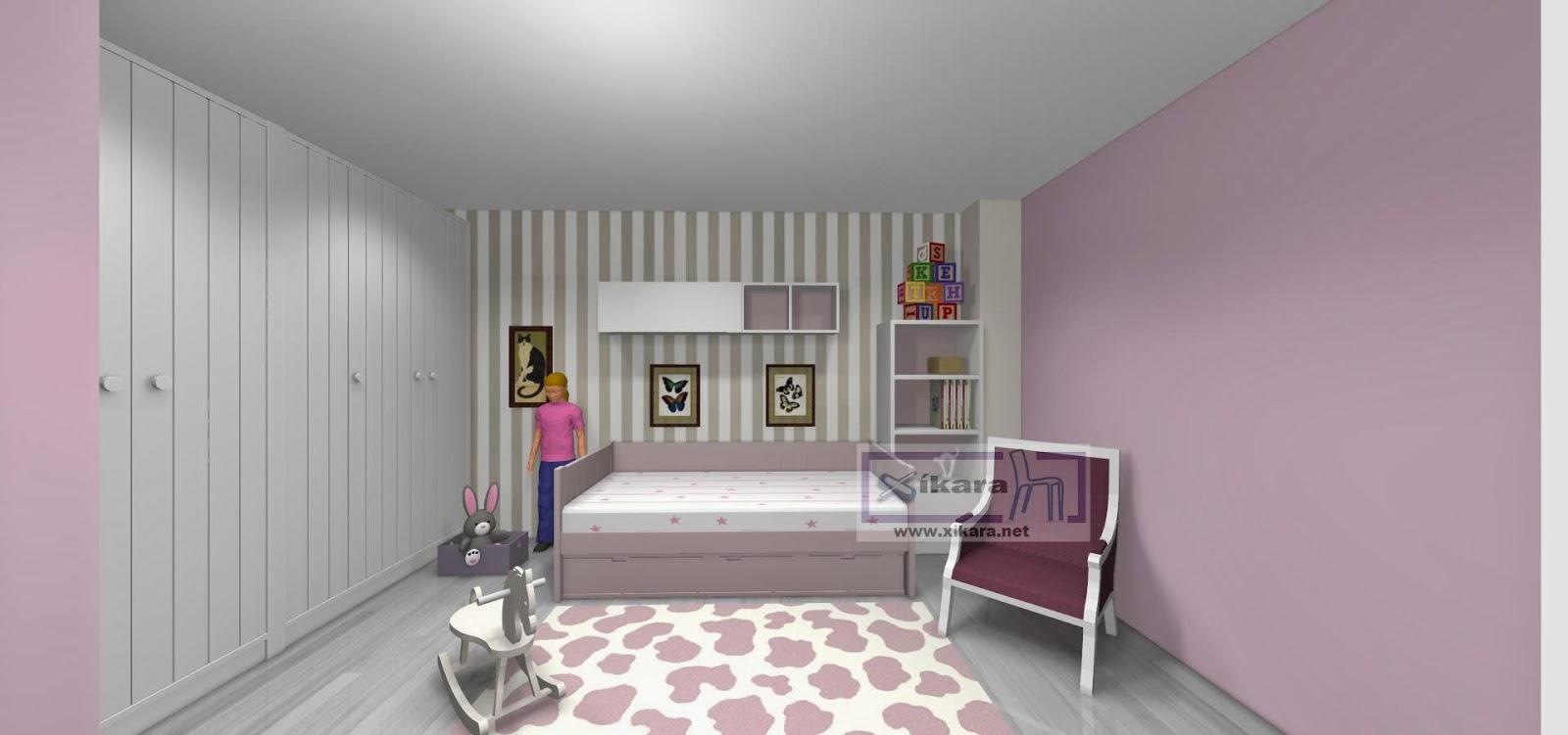 Publicado por xikara muebles en 23 17 no hay comentarios - Ideas para decorar habitacion juvenil femenina ...