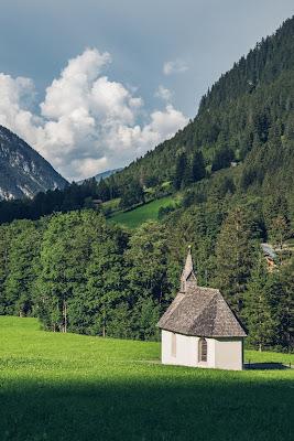 Regenwandern im Brandnertal Bürserberg Furkla Höhenweg + Kesselfall | Wandern Vorarlberg 14