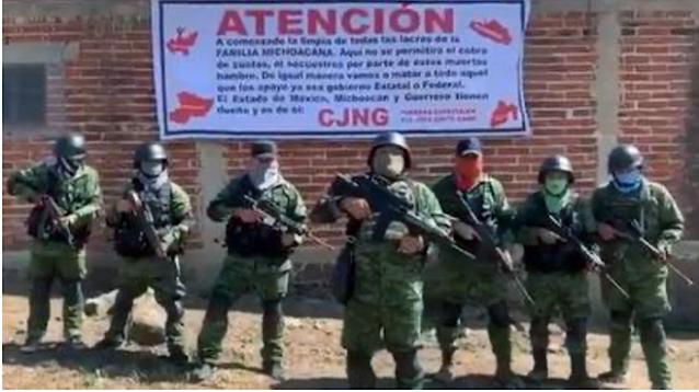 """""""...y QUIEN es el FELON CHITO CANO del CJNG? que le MANDARON 12 CADAVERES de """"REGALO MACABRO""""."""