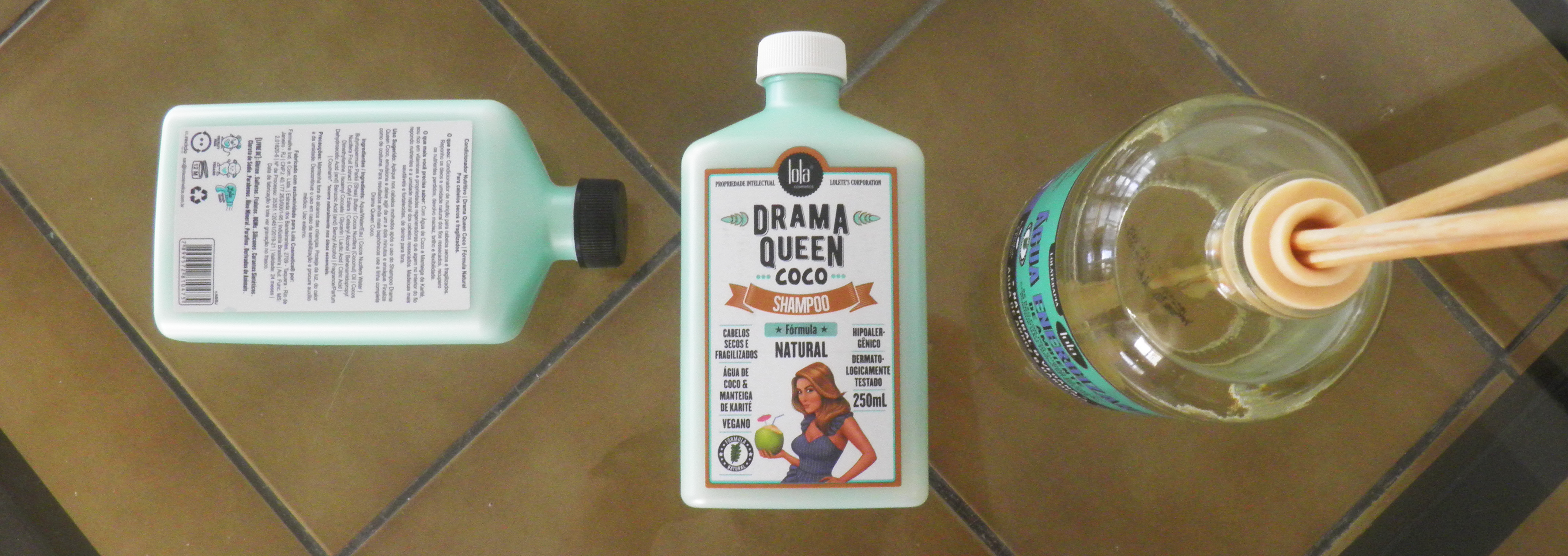 Resenha Shampoo Drama Queen Coco - Lola Cosmétics