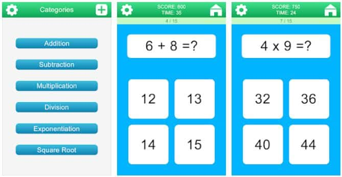 Game Asah Otak Android Terbaik - Math Games
