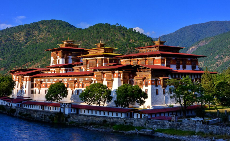 The Capital City of Bhutan - Thimpu