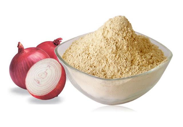 تأثير اضافة مسحوق البصل الجاف علي أداء دجاج اللحم من حيث الوزن النهائي ومعدل استهلاك العلف ومعامل التحويل العذائي