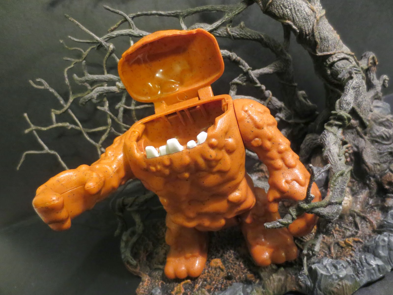Batman Animated Series Clayface Action Figure  |Clayface Action Figure