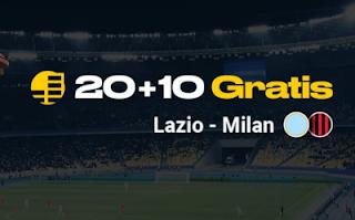 bwin promo Lazio vs Milan 4-7-2020