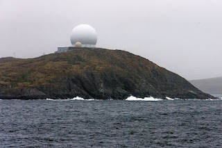 AS Sebar Fasilitas Radar di Norwegia