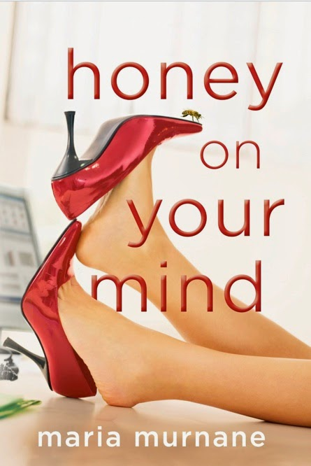 http://www.amazon.com/Honey-Your-Mind-Maria-Murnane-ebook/dp/B007FGO7NS/ref=sr_1_1?s=digital-text&ie=UTF8&qid=1399040833&sr=1-1&keywords=honey+on+your+mind+by+maria+murnane
