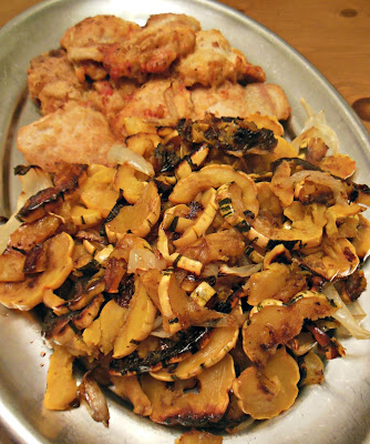 Caramelized Squash and Onions, made easy in your oven.