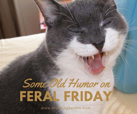 Some Old Humor on Feral Friday