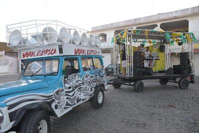 Rural Elétrica leva o melhor do forró para os bairros de Santo Antônio de Jesus