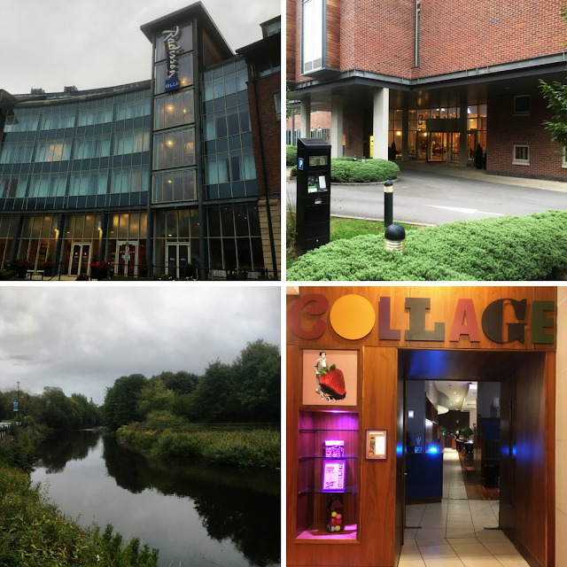 Dining Out In Durham We review The Collage Restaurant at Radisson Blu