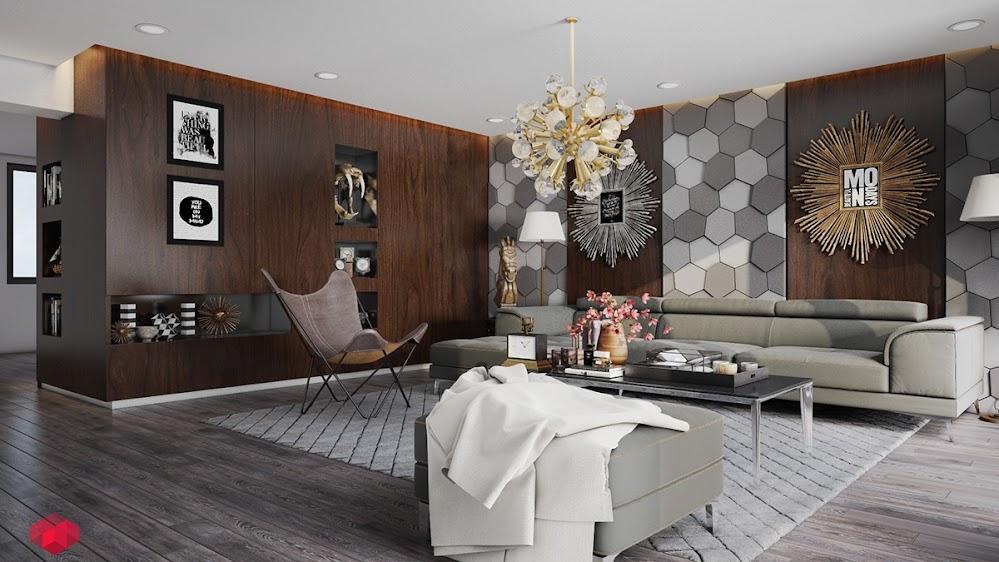 hexagonal-wall-texture
