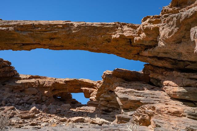 Arco del Coronadero | Wanderung zum größten Steinbogen auf Gran Canaria | Wandern im Barranco Hondo 01