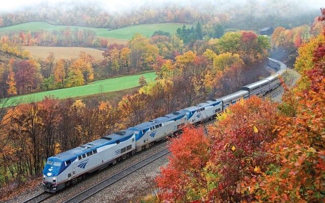 6 greatest railway journeys in the world