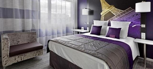 Dormitorios juveniles con estilo de par s for Dormitorios tematicos