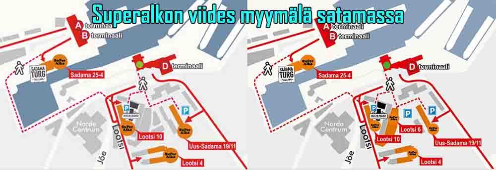 Superalko Tallinna Satama