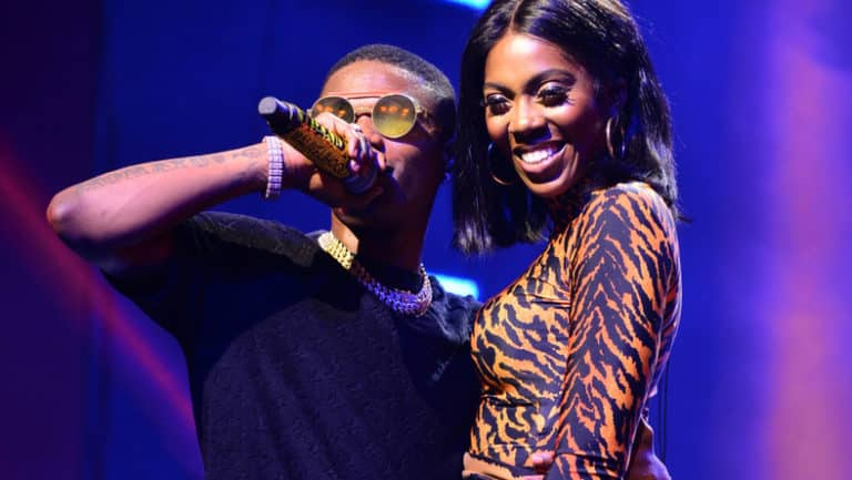 Tiwa Savage Finally Opens Up On Relationship With Wizkid (Video)
